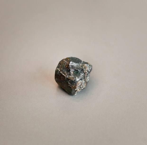Lucia Silvestri's Sri Lankan rough sapphire