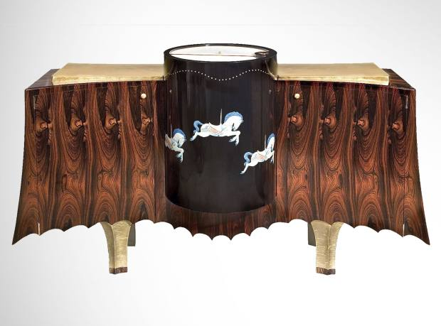 Antoine Schapira's Sideboard Bar, $40,000, from Bespoke Global