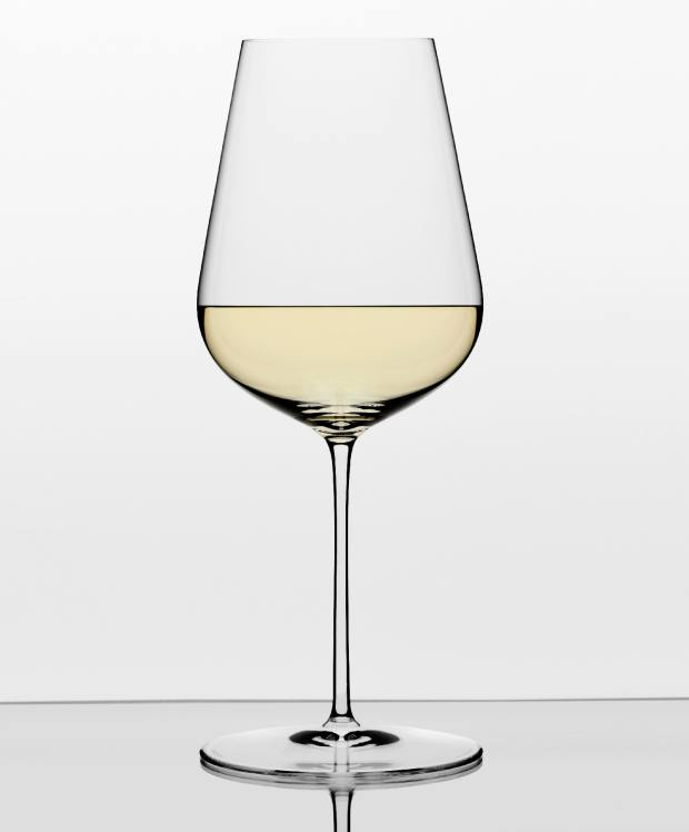 The gossamer-thin 1 Wine Glass, £70 for a pair
