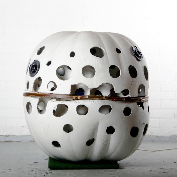 Lucas Muñoza concrete sound system (75cm x78cm), €8,470