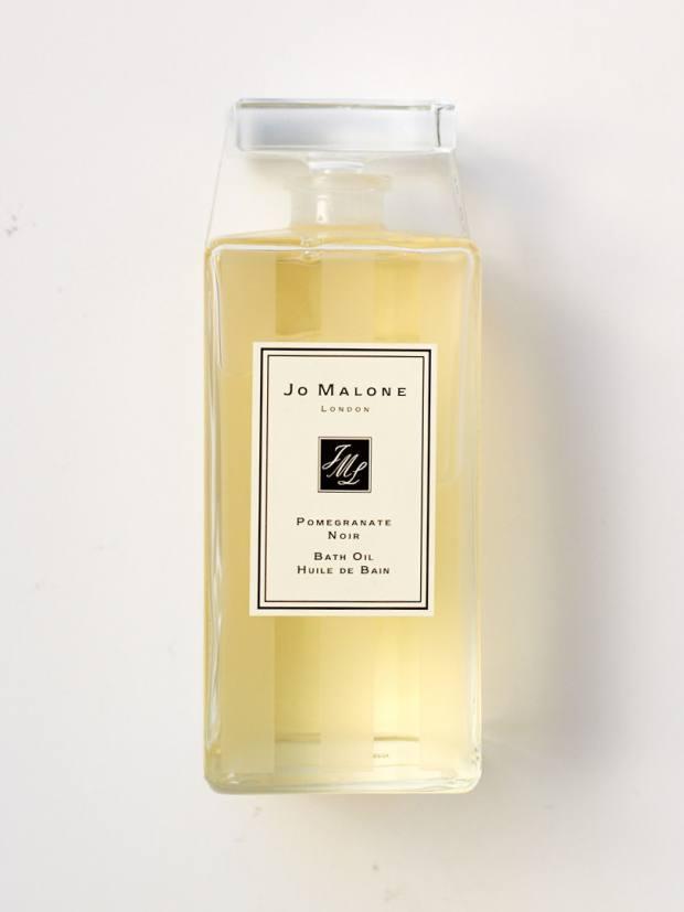 Jo Malone Pomegranate Noir bath oil, from £18