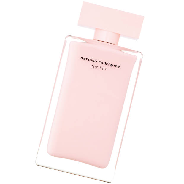 Narciso Rodriguez For Her, £62 for 100ml EDP