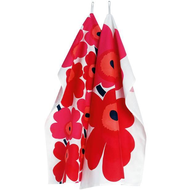 Marimekko kitchen towel, £30 for two