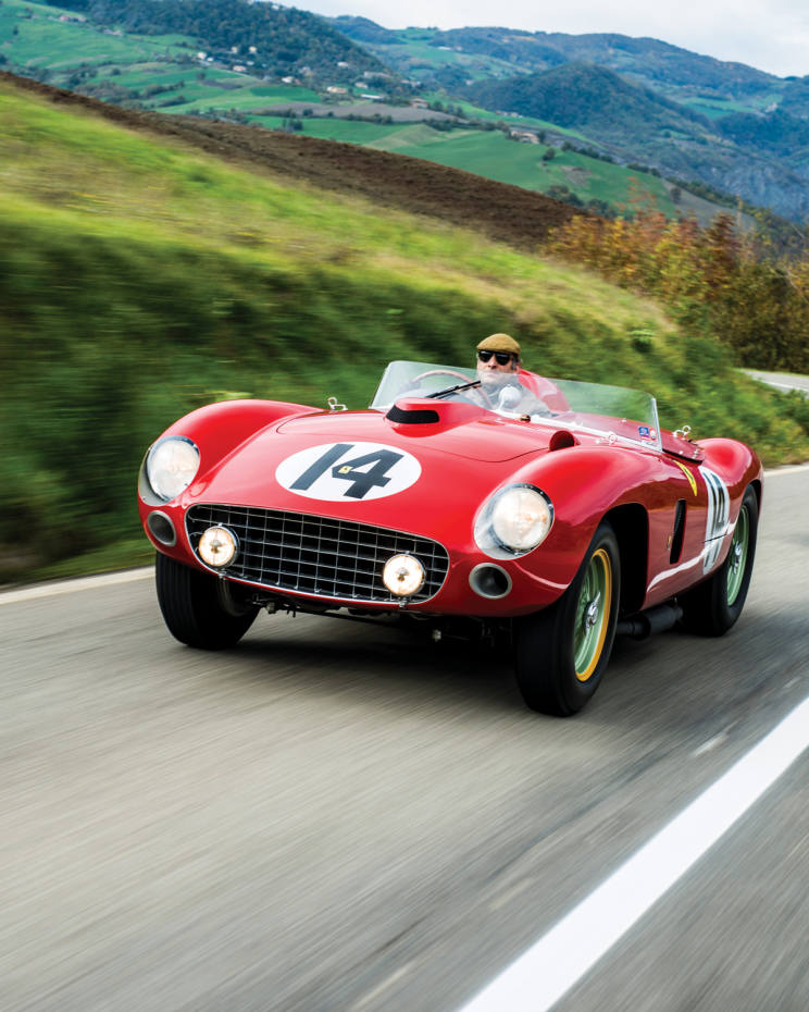 The 1956 Ferrari 290MM is expected to reach $22 to $26m