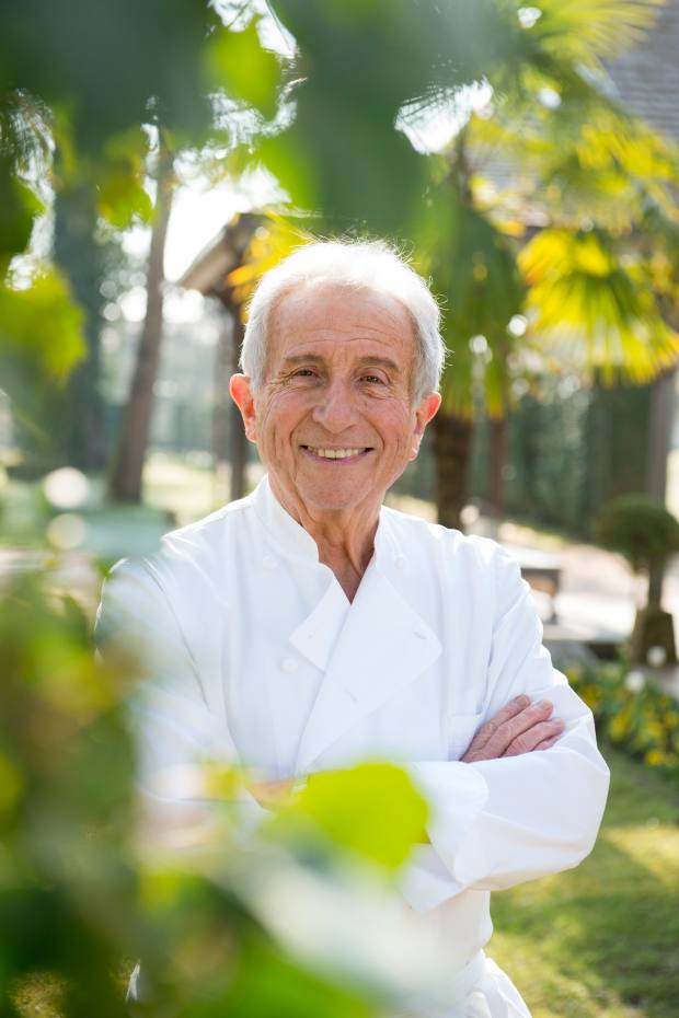 Chef Michel Guérard