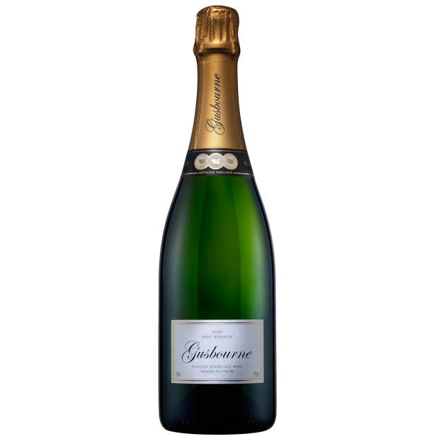 British-made Gusbourne Brut Reserve is available from 31Dover