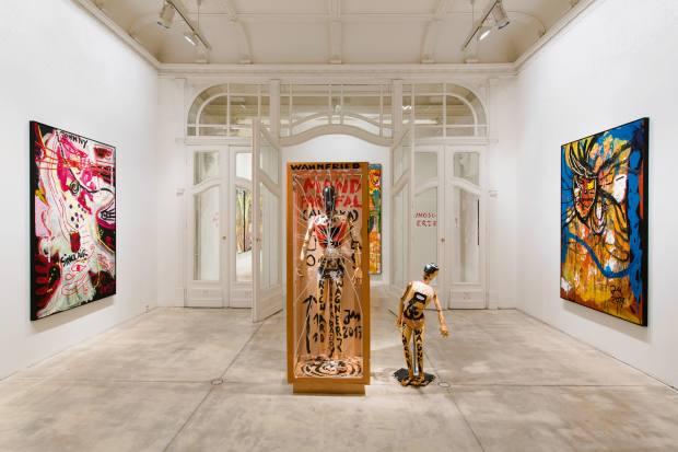 Contemporary-art specialist Galerie Krinzinger