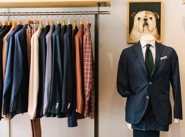 Trunk Clothiers, Chiltern Street