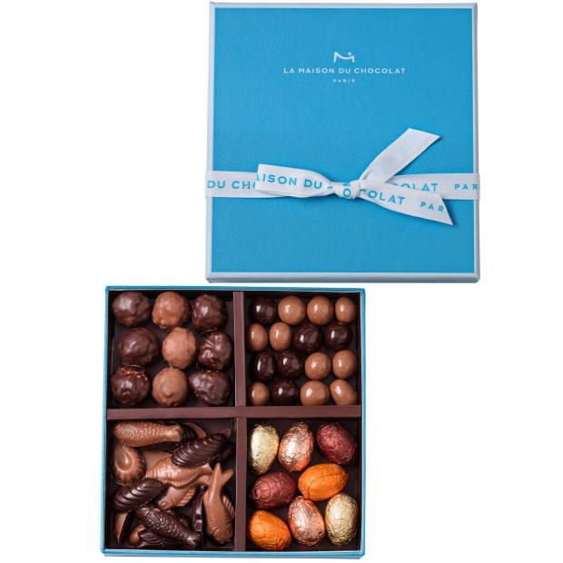 La Maison du Chocolat Easter Craquant gift box, $114