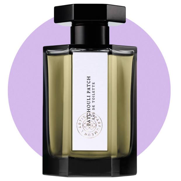 L'Artisan Parfumeur Patchouli Patch, £105 for 100ml EDT