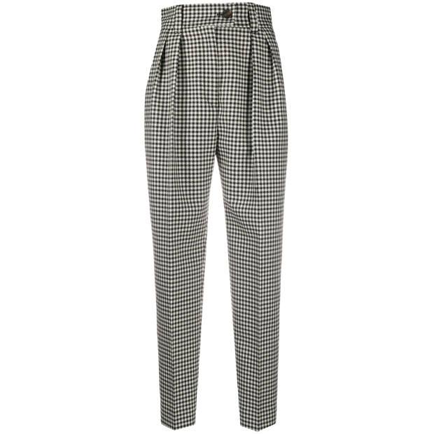 Miu Miu trousers, £820, farfetch.com