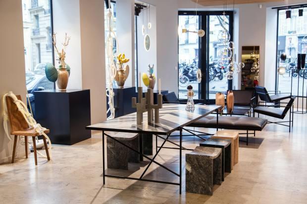 Gallery S Bensimon in Paris