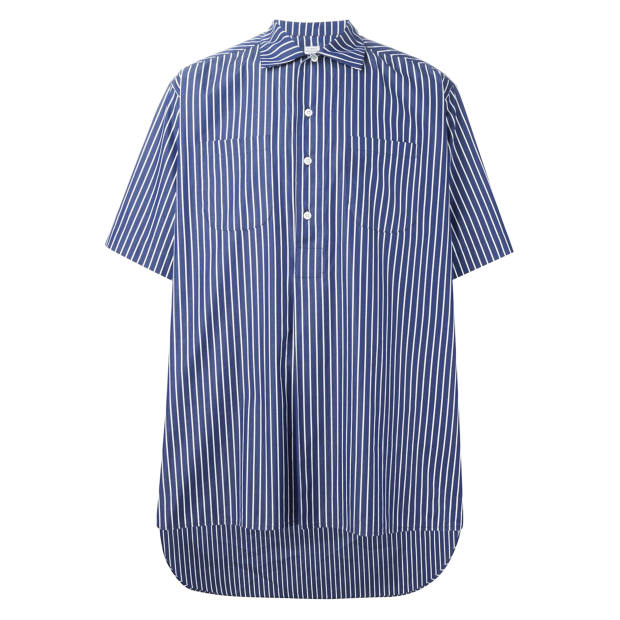 Mouret's E Tautz pinstriped Whitby shirt, £295