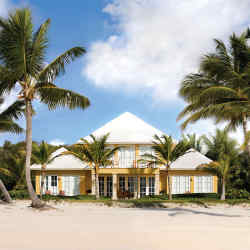 Tortuga Bay, the jewel in the crown of the Dominican Republic's high-end hotel scene.
