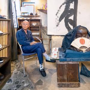 Okura owner Gen Tarumi