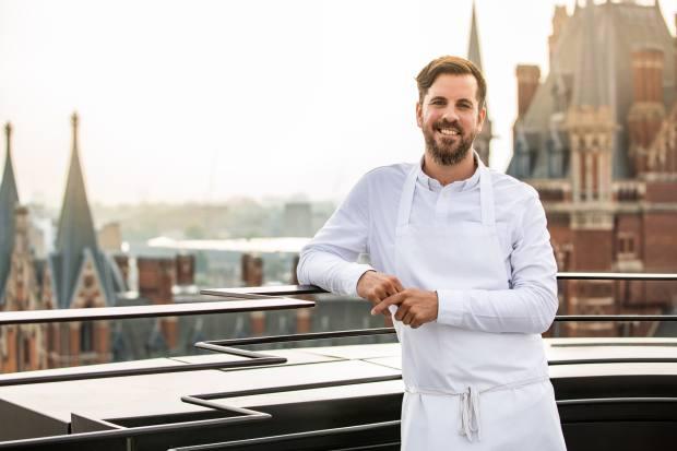 Chef Peter Sanchez-Iglesias