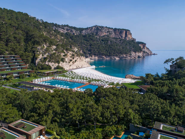 Maxx Royal Kemer Resort is a dream getaway for those longing for adventure or seeking a rest