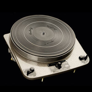 Garrard 301, £2,250, from Classic Turntable Company