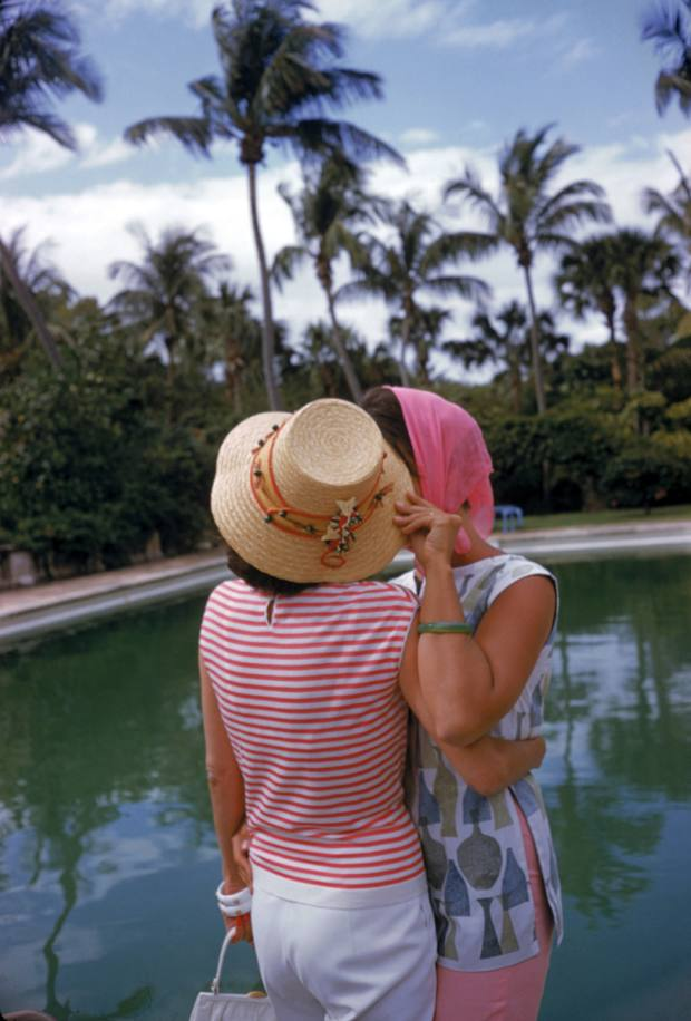 Poolside Secrets by Slim Aarons, from £200; Getty Images Gallery