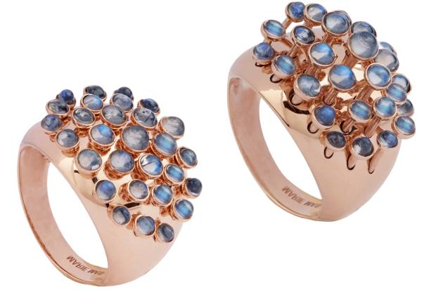 Marie Mas Moonlight King Wave ring, £4,108