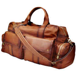 Brunello Cucinelli leather holdall, £3,490