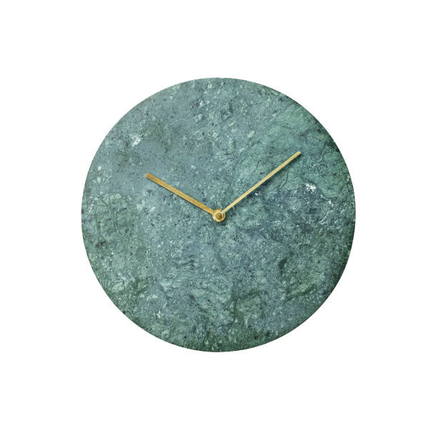 Norm Architects marble wall clock, £219