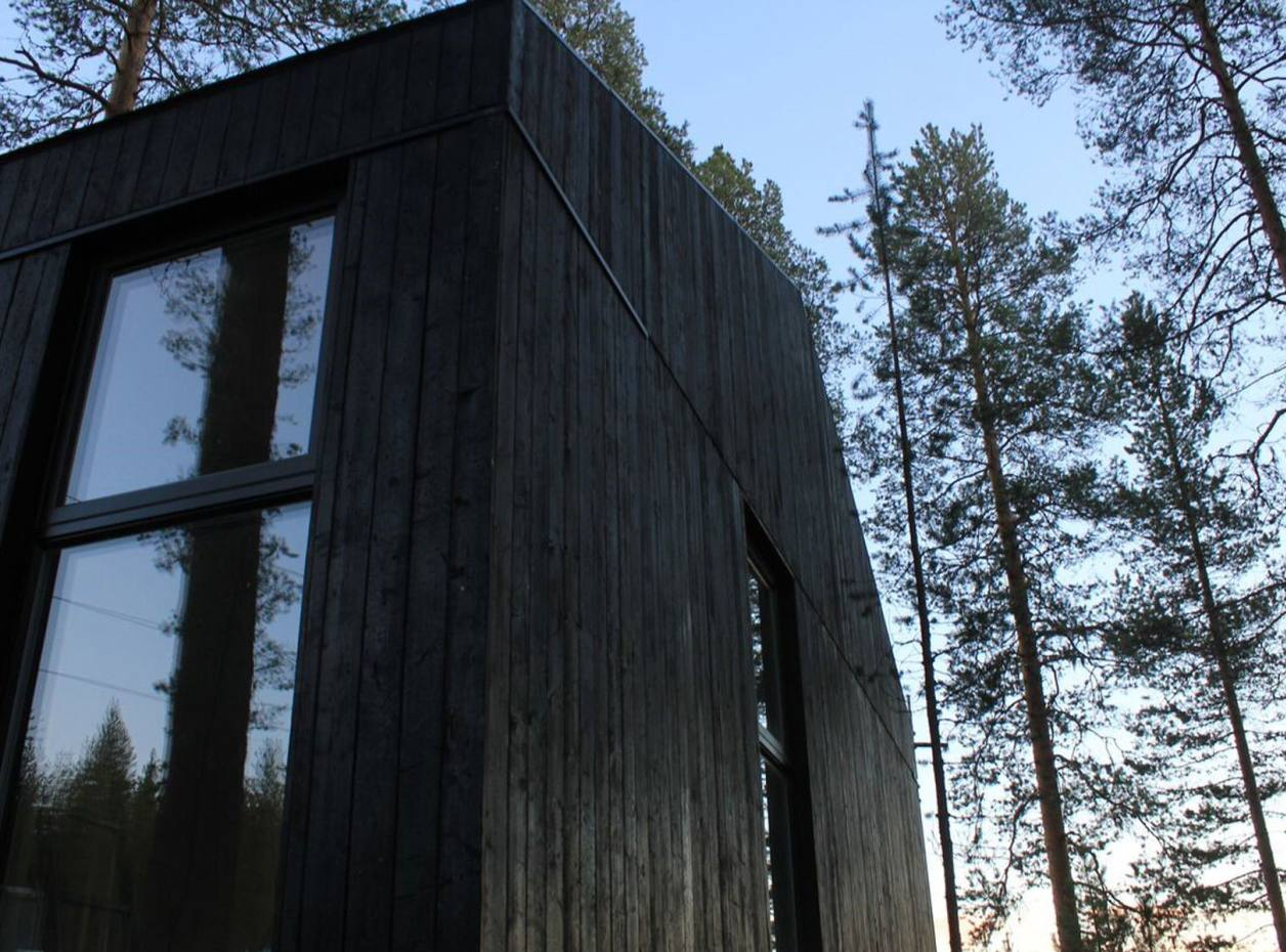 Treehotel's The 7th Room