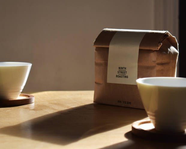 Ninth Street Espresso's beans are roasted at its Chelsea Market location