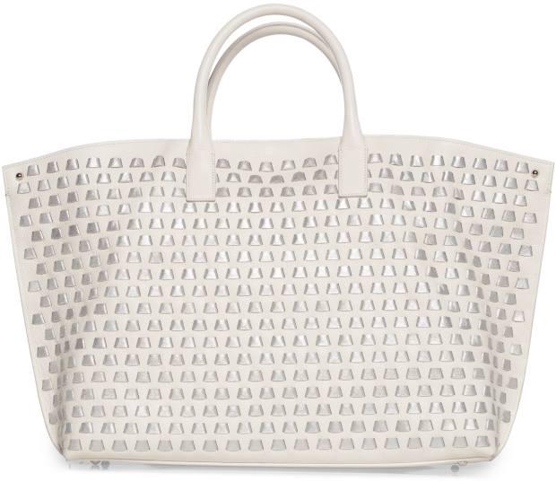 Akris small shoulder tote bag, €1,650