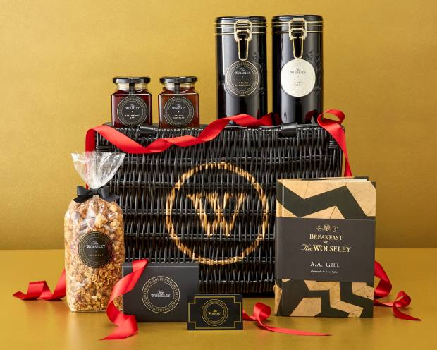 The Wolseley's Breakfast Hamper, £150