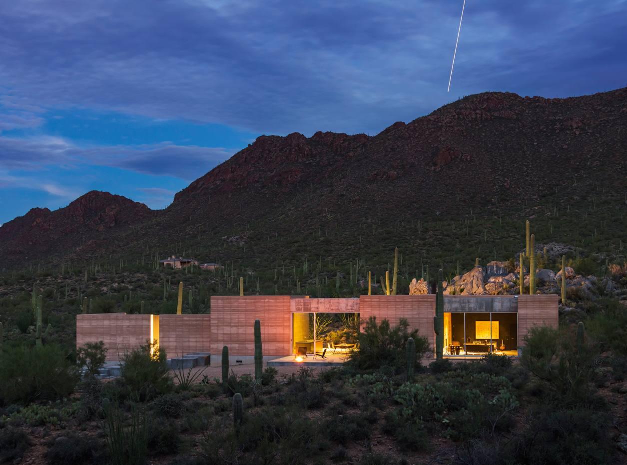 Dust's Tucson Mountain Retreat, near to Saguaro National Park, Arizona, similar projects from $2m