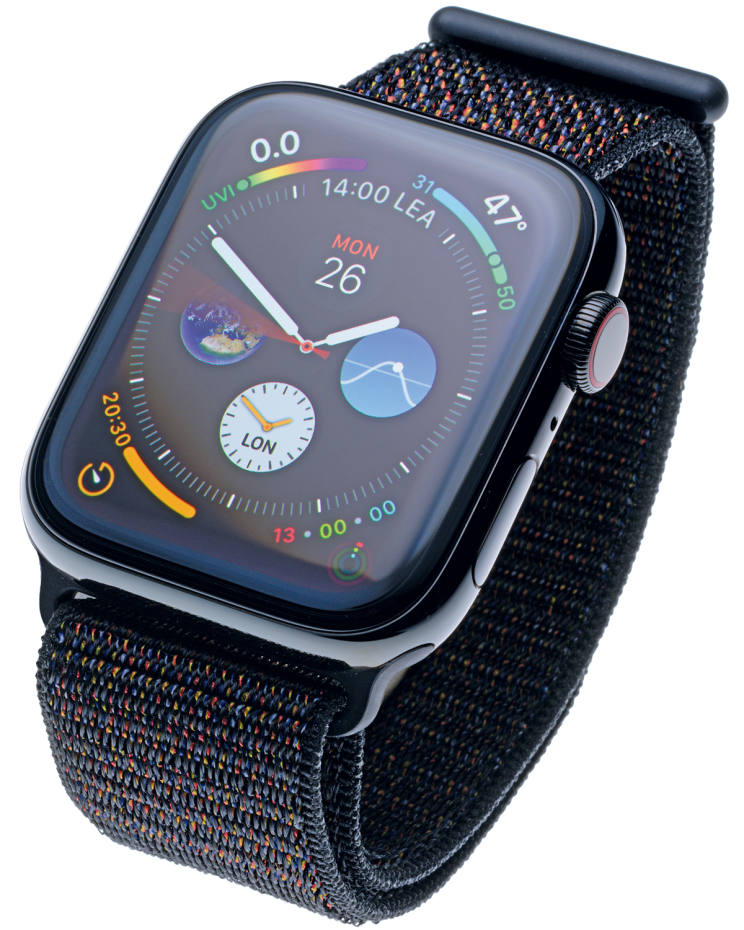 Apple Watch Series 4, from £399