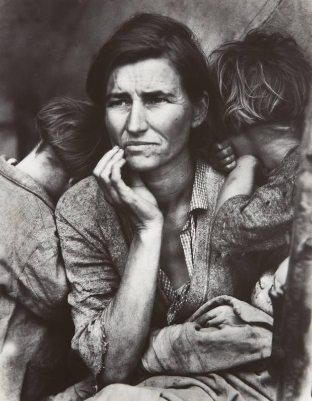 Dorothea-Lange,-Migrant-Mother,-Nipomo