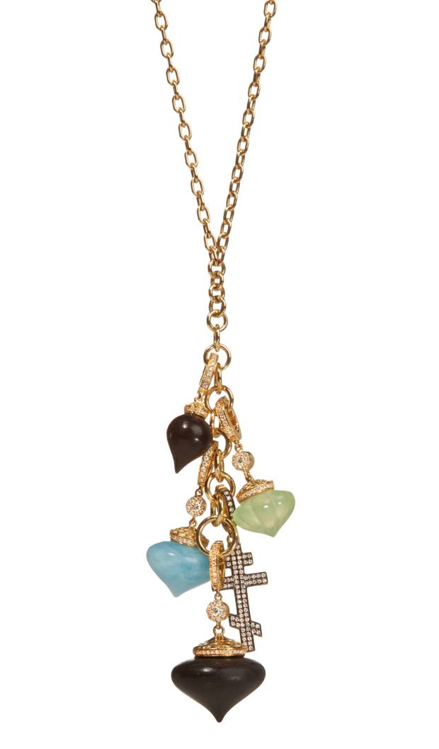Annoushka Touch Wood charms, from £595 to £4,500