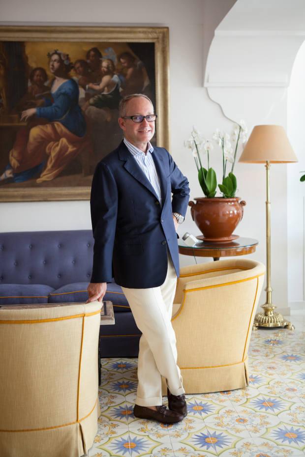 Hotelier Antonio Sersale