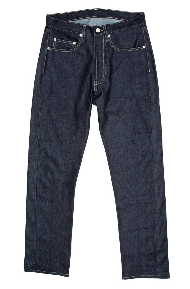 13oz selvedge-denim jeans (£159)