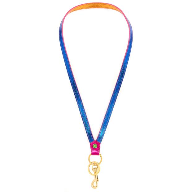 Liberty London Rainbow key ring, £85