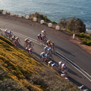 The scenic route of the Cape Argus race.