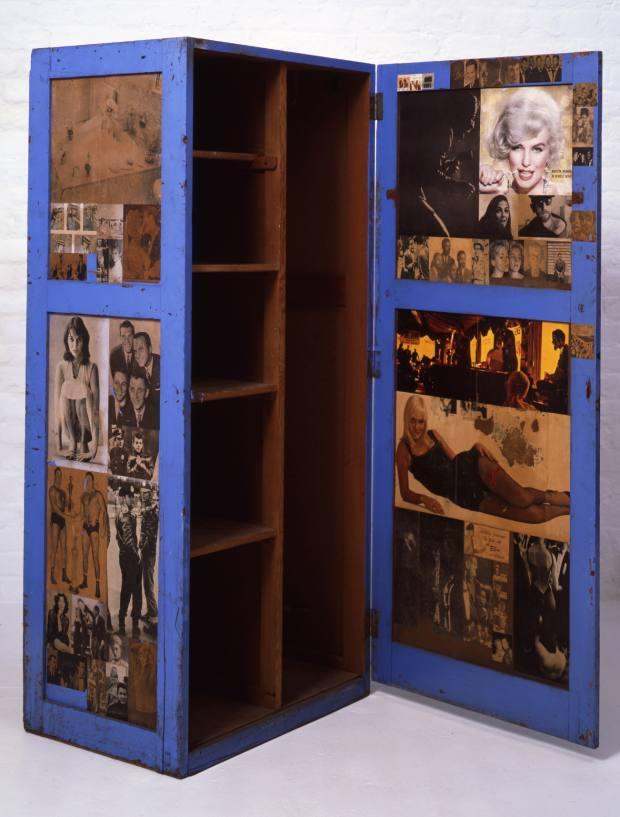 Peter Blake's Locker, £390,000