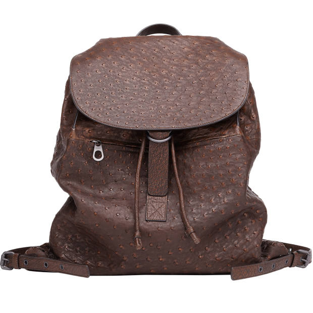 Ostrich backpack, £6,220.