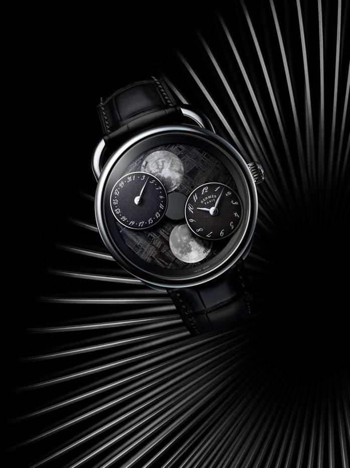 Rolex, Jaeger-LeCoultre, Hermès... and the meteorite watches from outer space