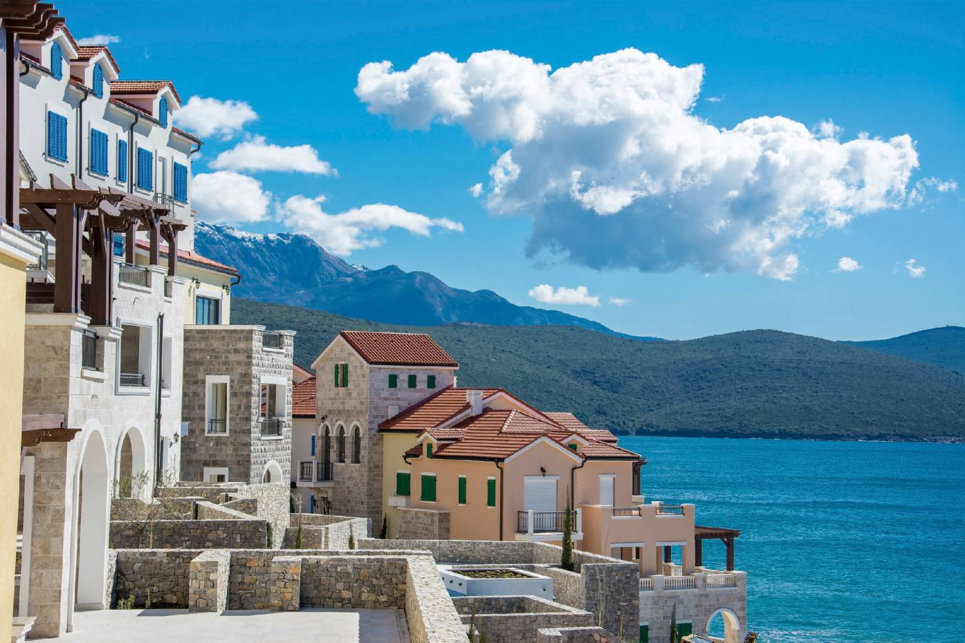 The Chedi is launching this month at Montenegro's Luštica Bay complex