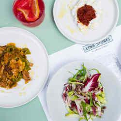 Lina restaurant will serve fresh pasta made daily at its Soho deli