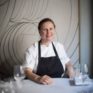 Angela Hartnett will host the one-off dinner on October 5
