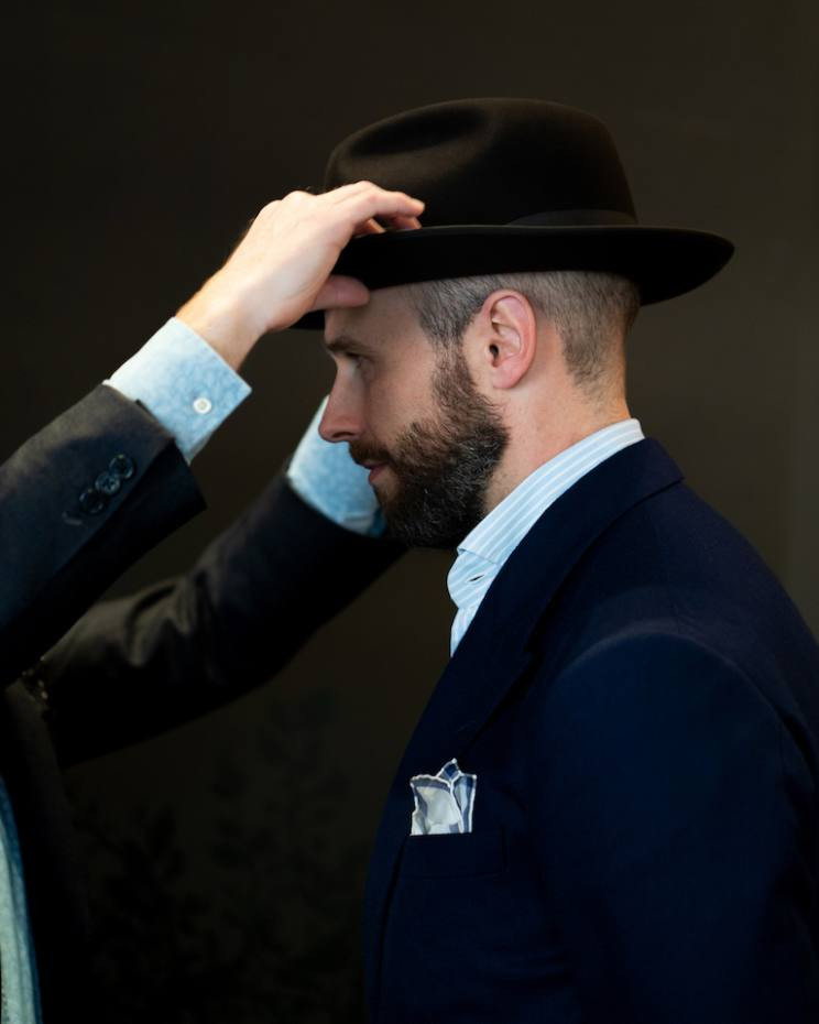 5c4a8ccb Optimo: classic men's hats that really impress | How To Spend It