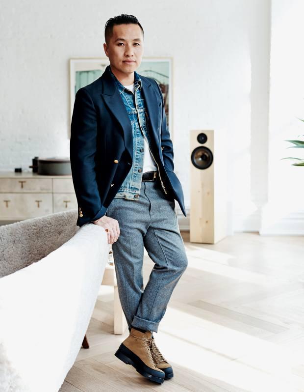 Fashion designer Phillip Lim