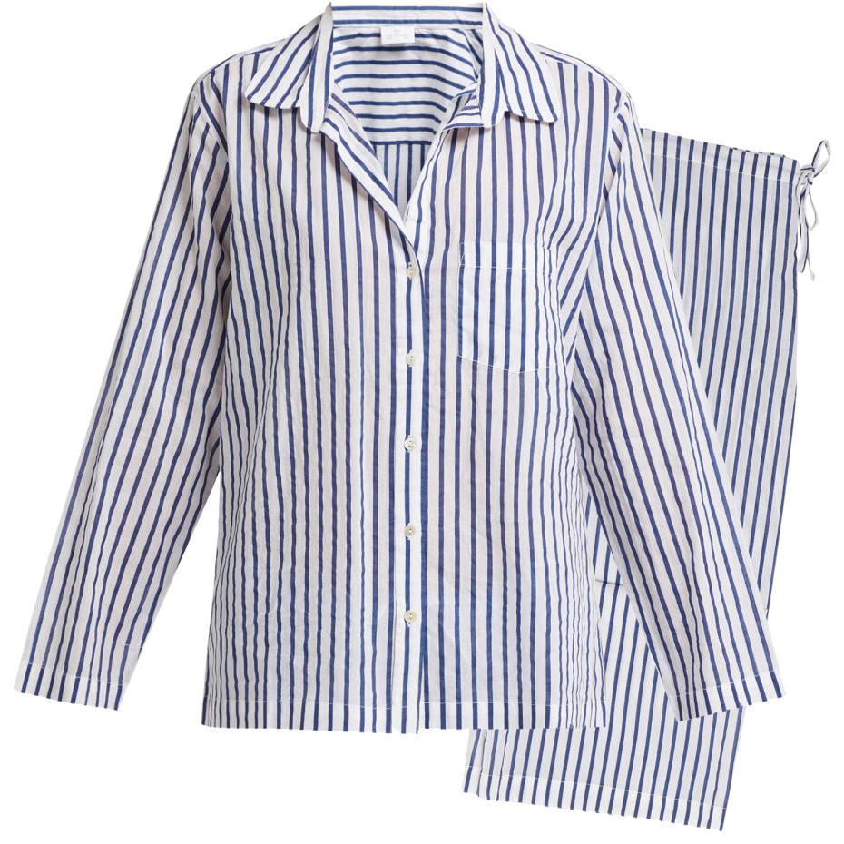 PLF cotton-voilepyjama set, £204, at Matchesfashion.com