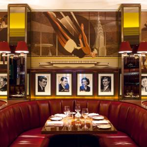 The Colony Grill at The Beaumont, London