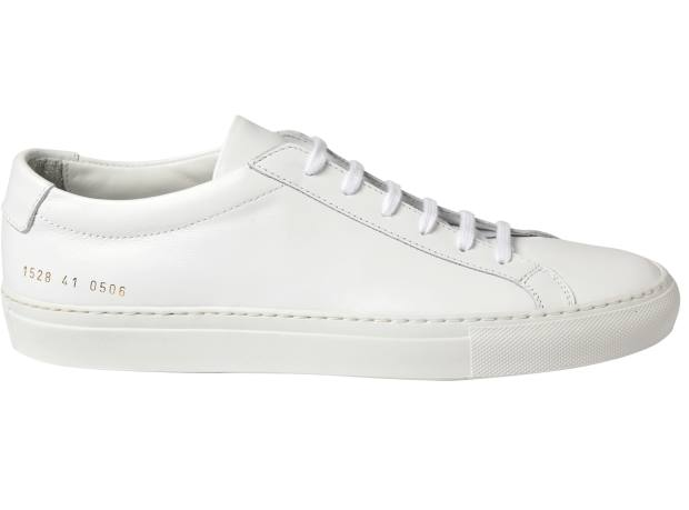Common Projects leather Original Achilles sneakers, £265