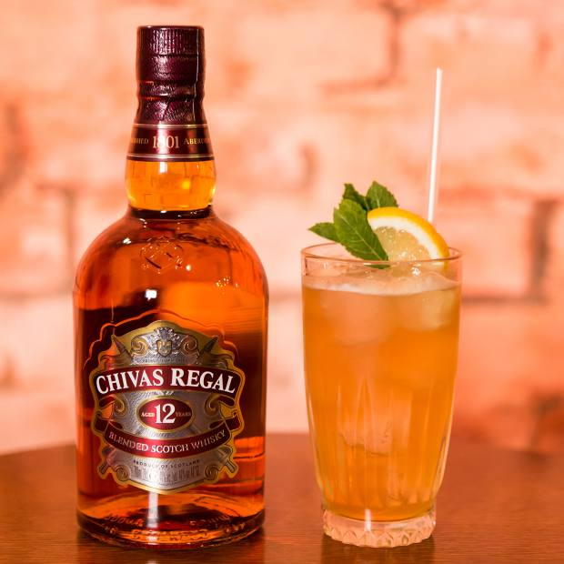 Discover the secrets of making whisky cocktails at The Blend by Chivas Regal pop-up at The Truman Brewery